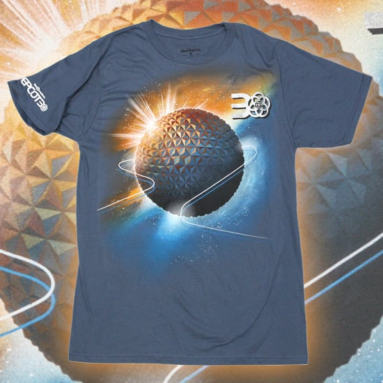A Shirt Celebrating the 30th Anniversary of Epcot