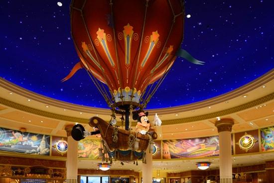 World of Disney Comes to Disney Village at Disneyland Paris