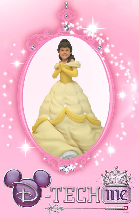 D-Tech Me to Offer Disney Princess Figurines at World of Disney in Walt Disney World Resort for a Limited Time