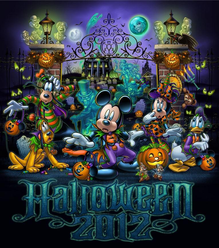 hauntingly fun halloween merchandise features the haunted