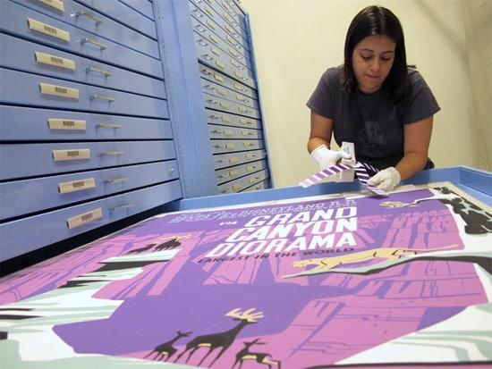 Walt Disney Imagineer and 'Poster Art of the Disney Parks' Book Author Vanessa Hunt