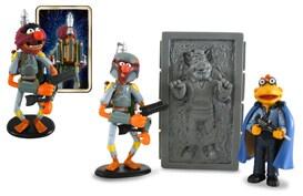Star Wars Vinylmation Figures from Disney Theme Parks Merchandise