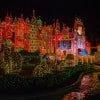 Disney Parks After Dark: Colors Come Alive at Night During Holidays at the Disneyland Resort