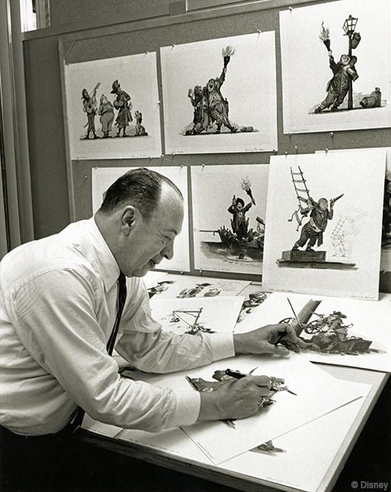 Disney Legend Marc Davis