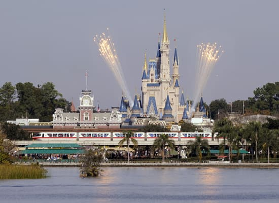 Visit Walt Disney World Resort on a Disney Cruise from Texas