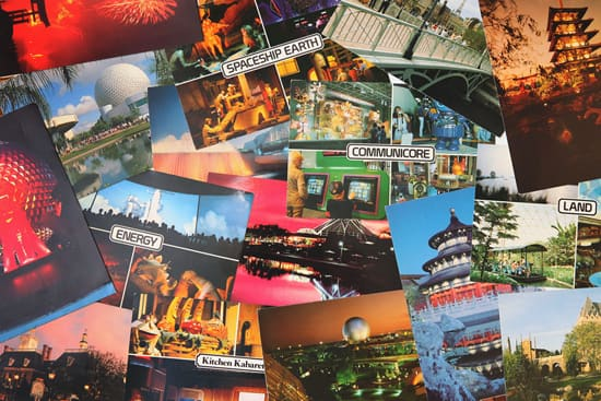 Remembering the Shopping Experience at EPCOT Center Merchandise