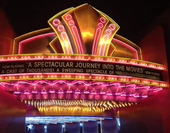 Can You Finish This Sign from The Great Movie Ride at Disney's Hollywood Studios?