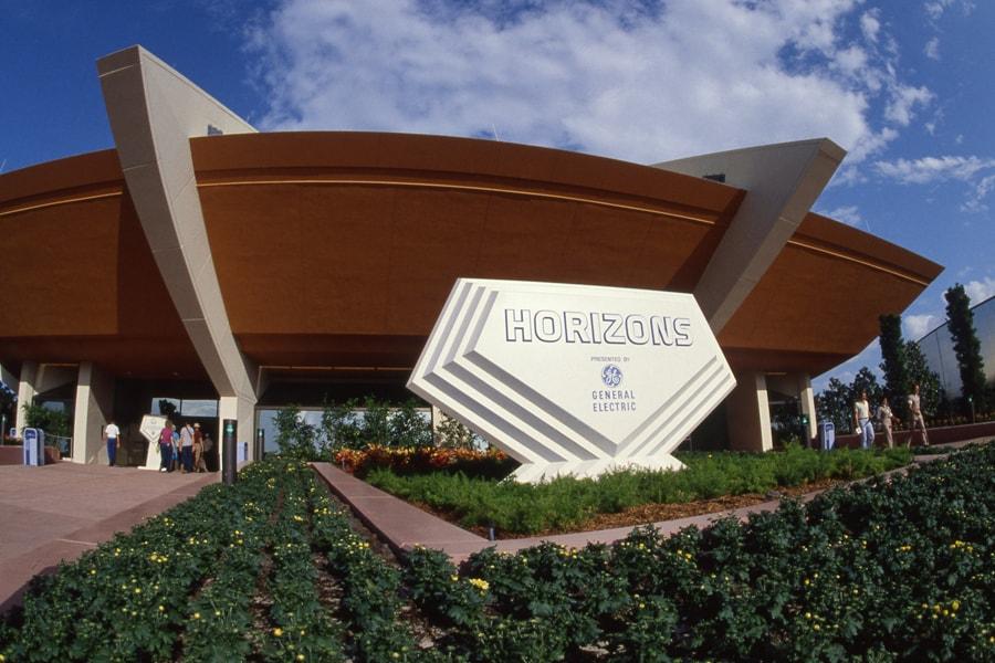 Vintage Epcot: A Look Back at Horizons at Walt Disney World Resort | Disney  Parks Blog