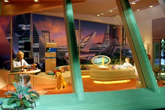 Horizons in Epcot at Walt Disney World Resort