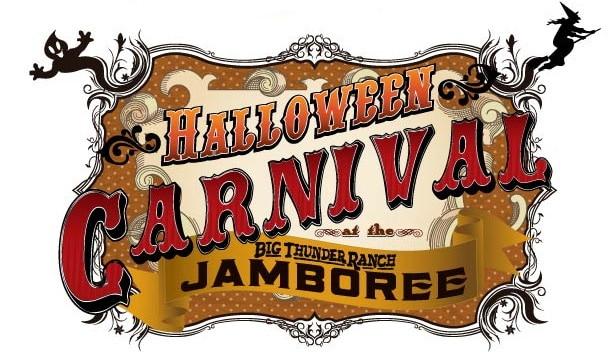 halloween carnival takes over big thunder ranch jamboree at