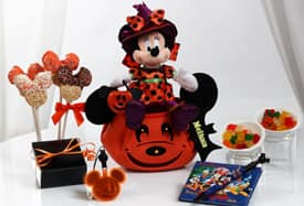 Trick or Treat Pumpkins from Disney Floral & Gifts