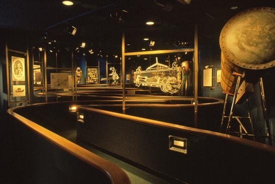 The Living Seas Pavilion at Epcot