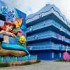 The Little Mermaid Courtyard of Disney's Art of Animation Resort Becomes 'Part of Your World' September 15
