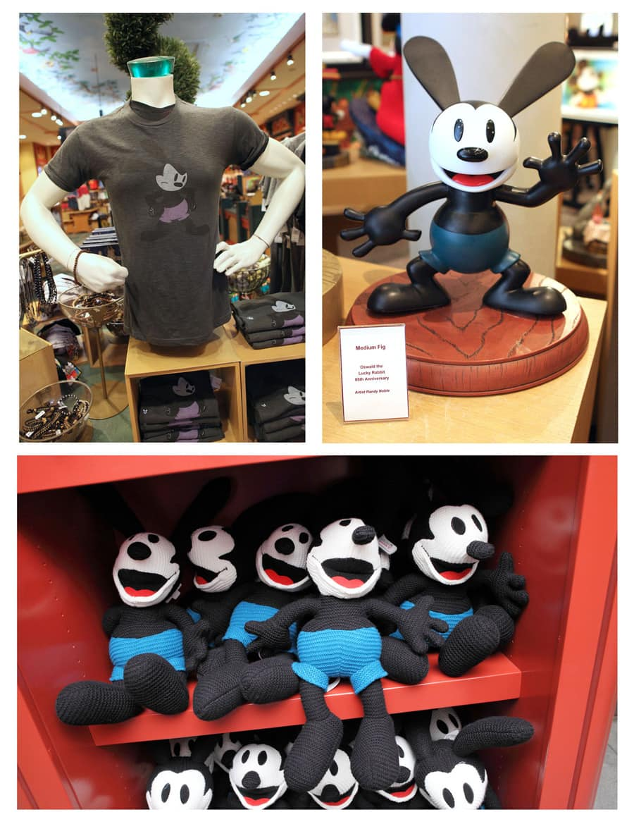 34f0f9c60ca New Oswald The Lucky Rabbit Merchandise Coming to Disney Parks ...