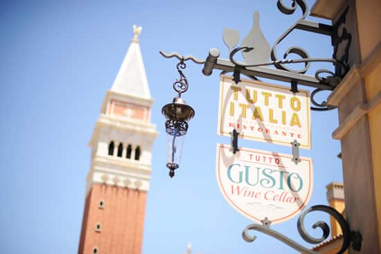 Tutto Gusto in Italy Pavilion at Epcot International Food & Wine Festival