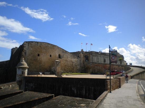 Visit Castillo San Cristobal with Disney Cruise Line