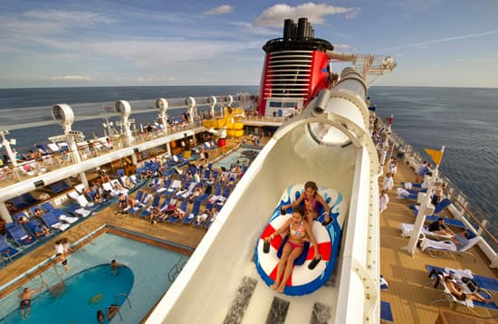 Disney Cruise Line Named No. 1 by Condé Nast Traveler Readers