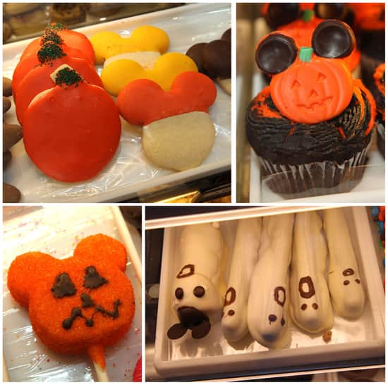 Halloween Treats at Disney Parks