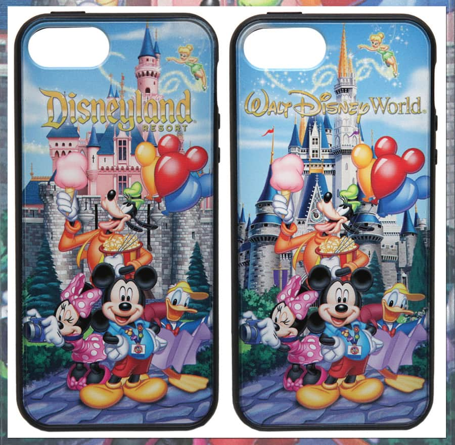 disneyland iphone 7 case