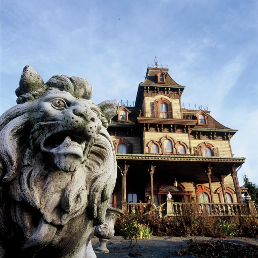 Haunted Mansions At Disney Parks Around The World