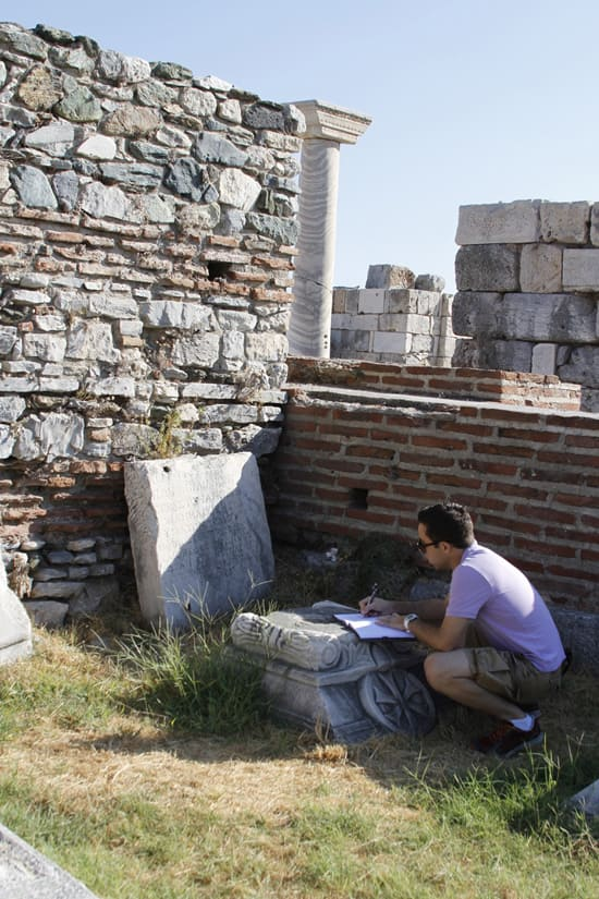 Disney Cruise Line Port Adventures in Turkey - Ephesus and St. John Archaeological Quest