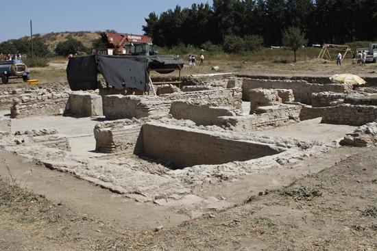 Disney Cruise Line Port Adventures in Turkey - Ephesus Excavation Site with Archaeologist Encounter