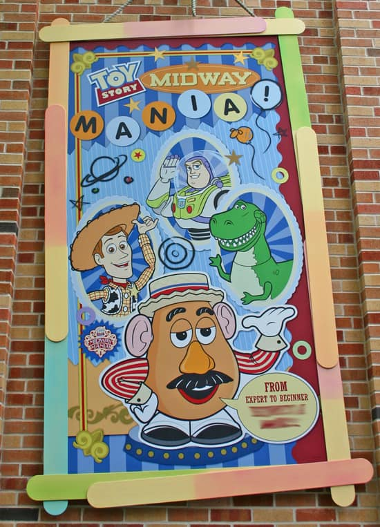 Finish this Disney Parks Sign: How Well Do You Know Toy Story Mania?