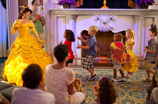 Experience New Fantasyland in Magic Kingdom Park During the Area's Preview Period