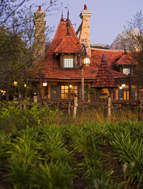 Maurice's Cottage in New Fantasyland at Magic Kingdom Park