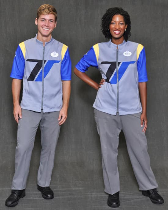 Cast Member Costumes at Test Track - Presented by Chevrolet at Epcot
