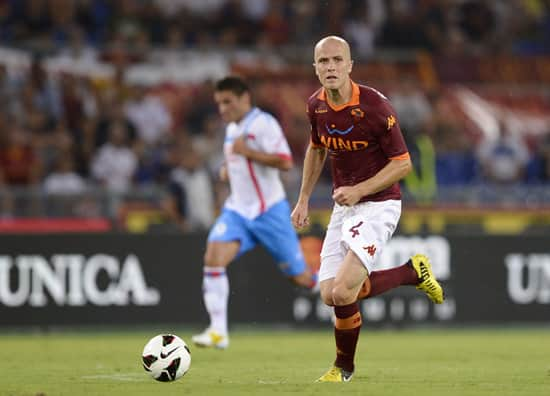 Michael Bradley and the Rest of AS Roma Will Train at ESPN Wide World of Sports