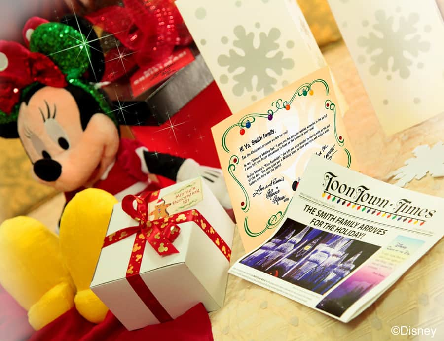 dreaming of a disney christmas at walt disney world resort with disney floral - Disney Christmas Gifts
