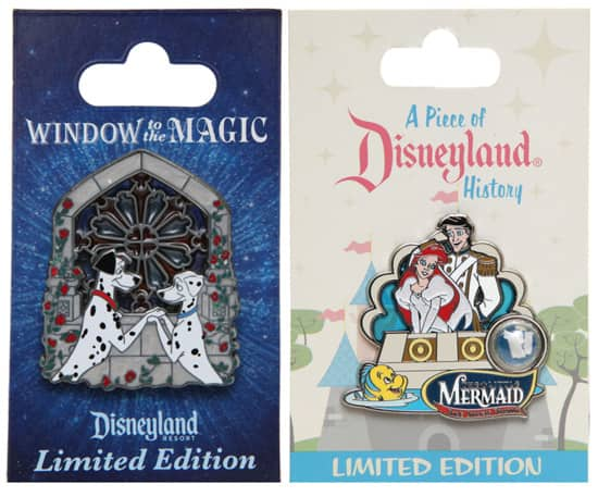 New Pins to Collect or Trade Coming to the Disneyland Resort in 2013