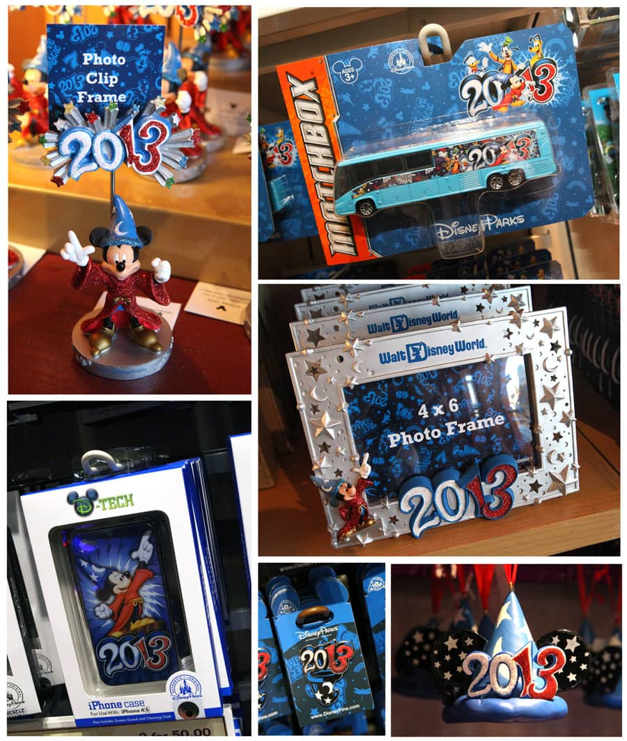 Believe In Magic With The 2013 Disney Parks Merchandise