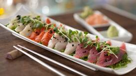 New Sushi Offerings from the New California Grill Menu at Disney's Contemporary Resort at Walt Disney World Resort
