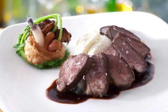 24-Hour Braised Beef Short Rib from the New California Grill Menu at Disney's Contemporary Resort at Walt Disney World Resort