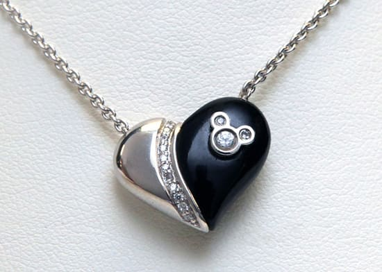 'River of Love' Pendant by Petra Azar at Disney Parks
