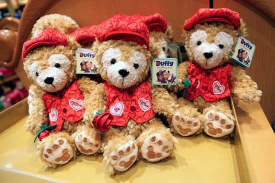 Celebrate the Seasons with New Duffy the Disney Bear Items