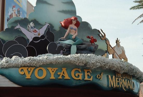 Voyage of The Little Mermaid at Disney's Hollywood Studios