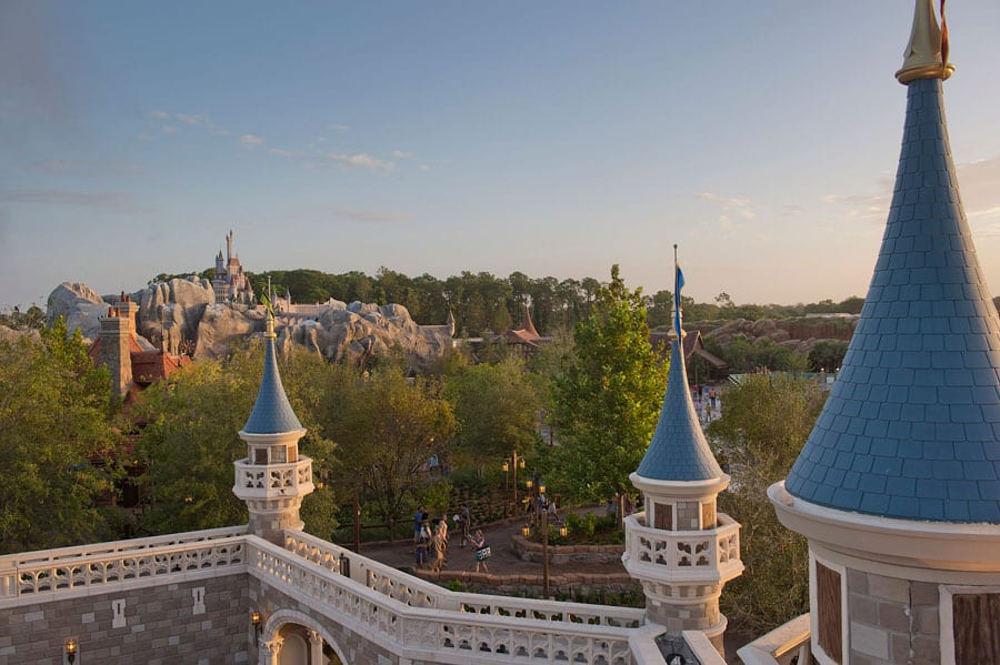 Enter For Your Chance to Experience New Fantasyland at Magic Kingdom Park Like Royalty