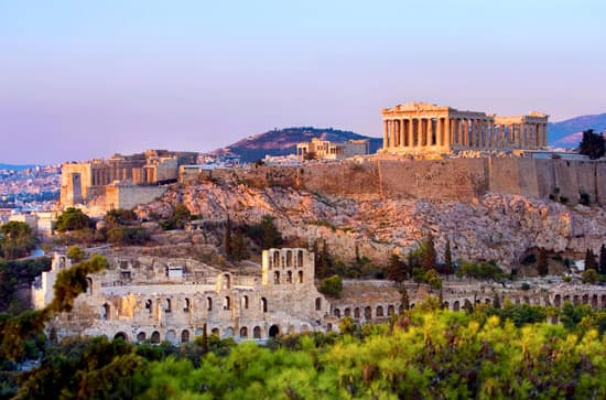 Visit Athens with Disney Cruise Line