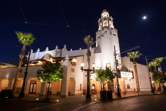 Carthay Circle Restaurant, One of Many Romantic Places at the Disneyland Resort