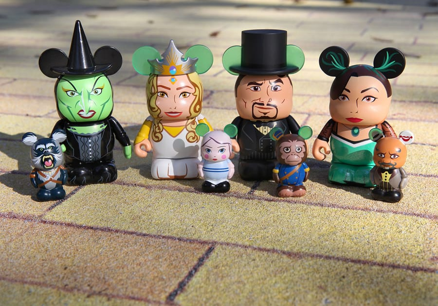 Disney Parks Celebrate 'Oz The Great and Powerful' with New Merchandise