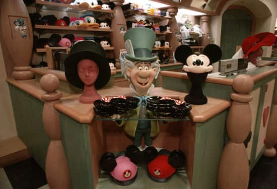 Caption This: Mad As A Hatter At Magic Kingdom