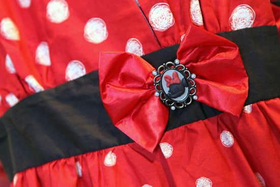 For the Love of Minnie Mouse Bow