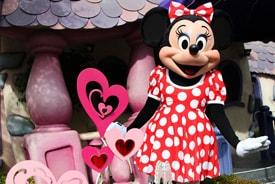Hearts at Mickey's Toontown at the Disneyland Resort