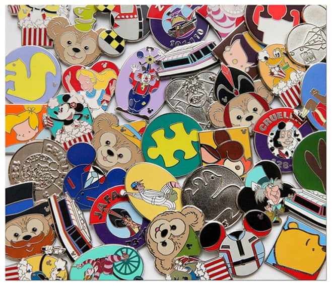 41907829787 Trade for New Hidden Mickey Pins in 2013 at Disney Parks | Disney Parks Blog