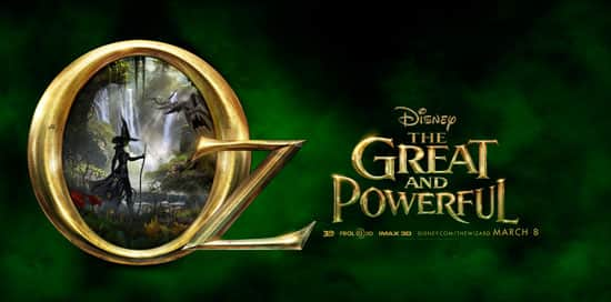 Get a Sneak Peek at 'Oz The Great and Powerful' at Disney California Adventure Park During 'Limited Time Magic'
