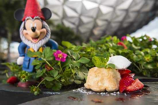 'TRYit' Tastes for Kids at the Epcot International Flower & Garden Festival