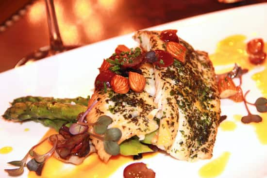 Sautéed Wild Petrale Sole from Carthay Circle Restaurant for Valentine's Day at Disney California Adventure Park